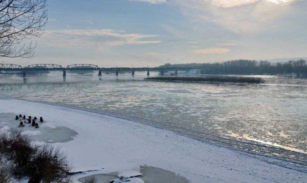 Река Томь (Томская область)