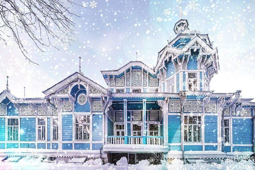 Derevyannoe zodchestvo Tomsk