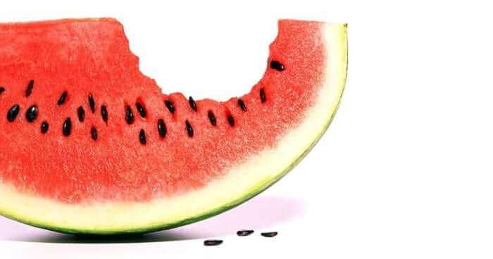 wide eat watermelon seeds
