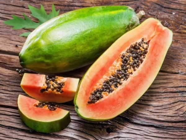 chem polezen i vreden frukt papayya