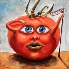 fadddbaebffbb man art tomatoes