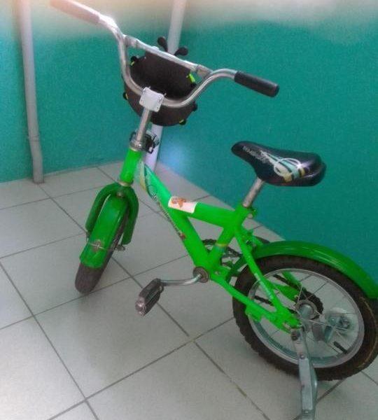 Велосипед для детей от 3 до 7 лет.
