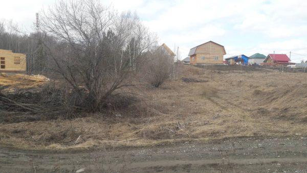 Продам земельный участок 10,61 сот, ИЖС в пригороде Томска
