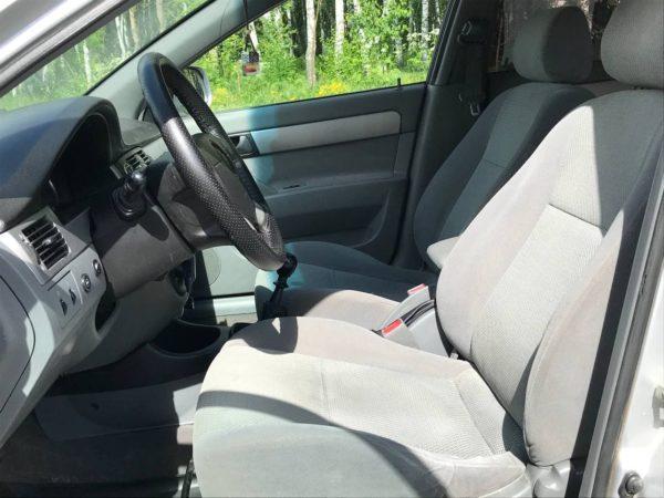 Chevrolet Lacetti 2011