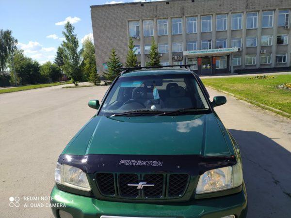 Продам Subaru Forester 2001г